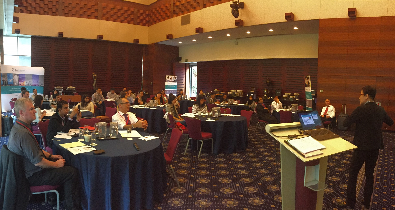 Audience at SeerPharma Symposium 2017 in Singapore