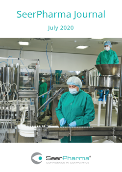 Front Cover of July 2020 Journal